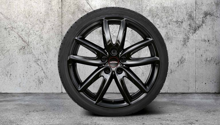 "Jante 18"" JCW Grip Spoke – jet black – 815"