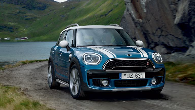 Crossover MINI Countryman